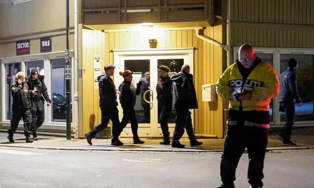 5 killed by arrow attack in Norway. What is known and is not known so far?