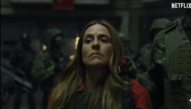 The trailer of 'La Casa de Papel' reveals the end of another character