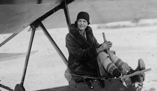 A e falsifikoi Amelia Erhart vdekjen e saj?