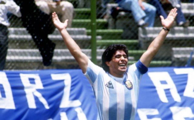 Maradona, historia e një Legjende