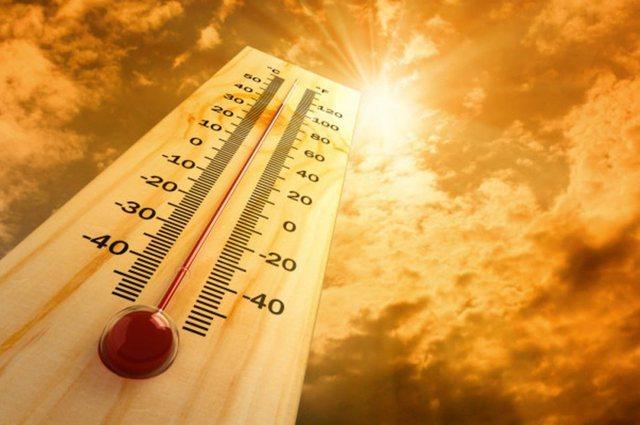 Diell dhe temperatura mbi 20 gradë