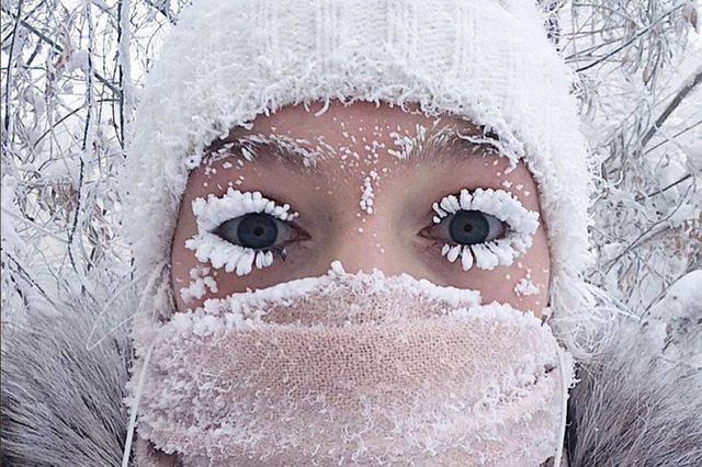 Ditë e acartë, temperaturat minimale në minus 8 gradë