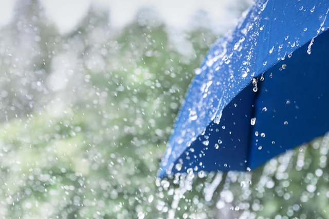 Heavy rain throughout Albania. Here's how the temperatures will go