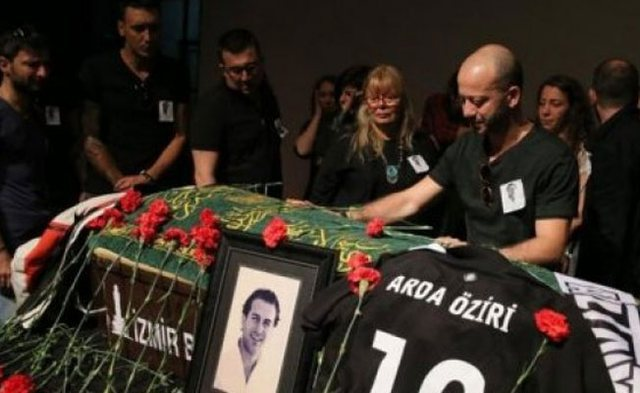 Only 39-year-old died, wife sparking message for the actor 'Ertugrul'