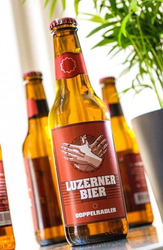 Image result for luzerner bier eagle