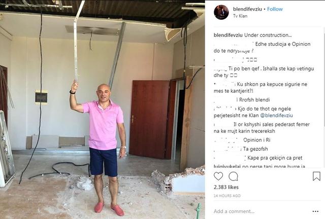 After Refusing Topi Blendi Fevzi Brings The New Surprise To Tv Klan