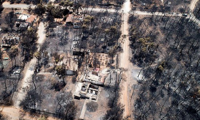 88 people died and hundreds more disappeared, mass fire