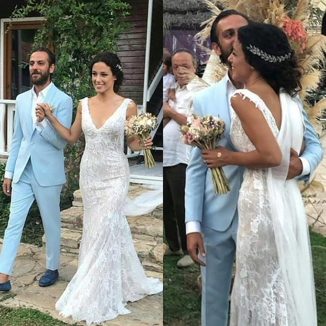 The actress of 'Kosem' is married in real life, the bride