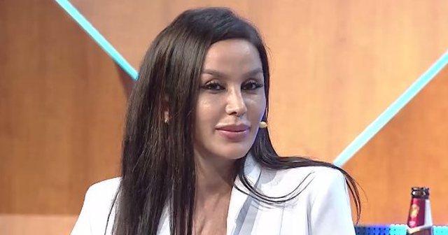 I have a chest as a boy', Vildane Zeneli talks about plastic surgery