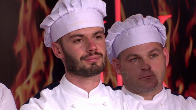 Get The Tragic News The Competitor Leaves Hell S Kitchen
