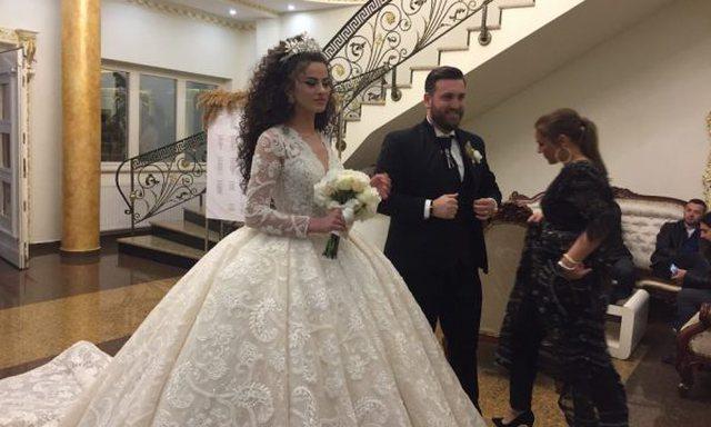 Son Hamzas Wedding - Mariagegironde