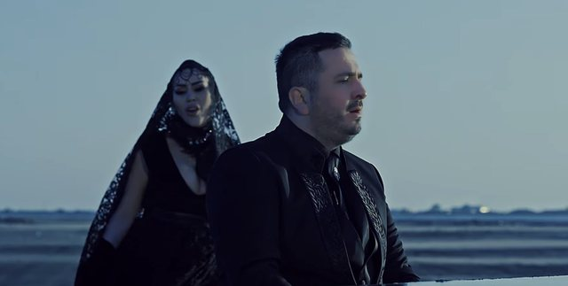 Devoted to the ex-loved ones, the new song of Fjolla Morina will
