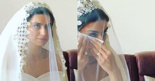 Mesut Ozil goes to get a bride, the Turkish actress is perlotet