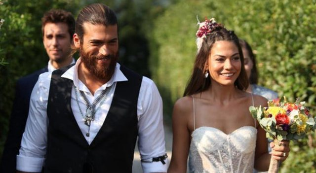 Is Can Yaman Married