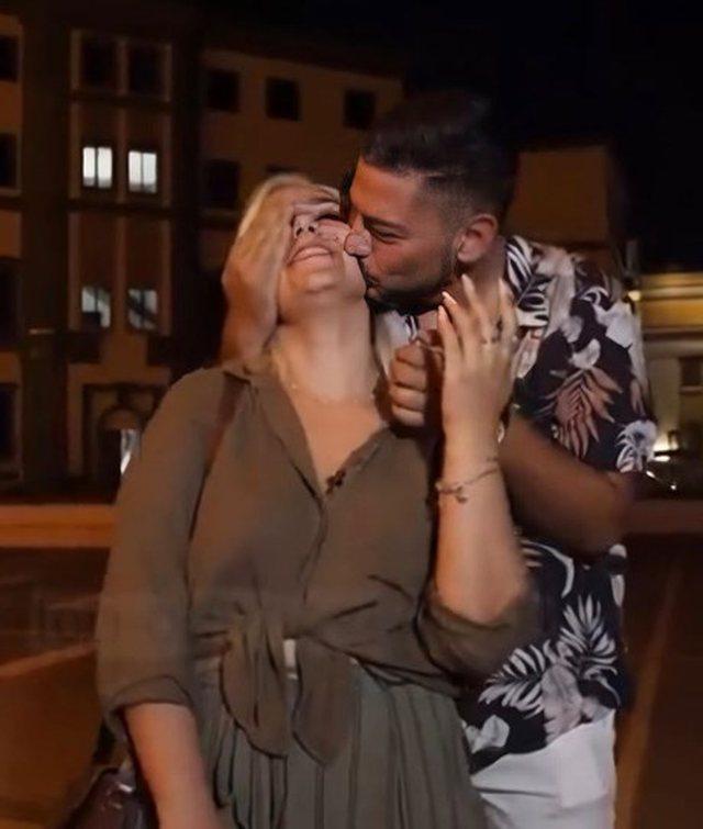 AKUZA/ Njihen para 'Përputhen', Shqipja nxjerr foton e Teas me Andin duke u puthur - Gazeta Express